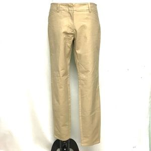 Vineyard vines tan skinny pant